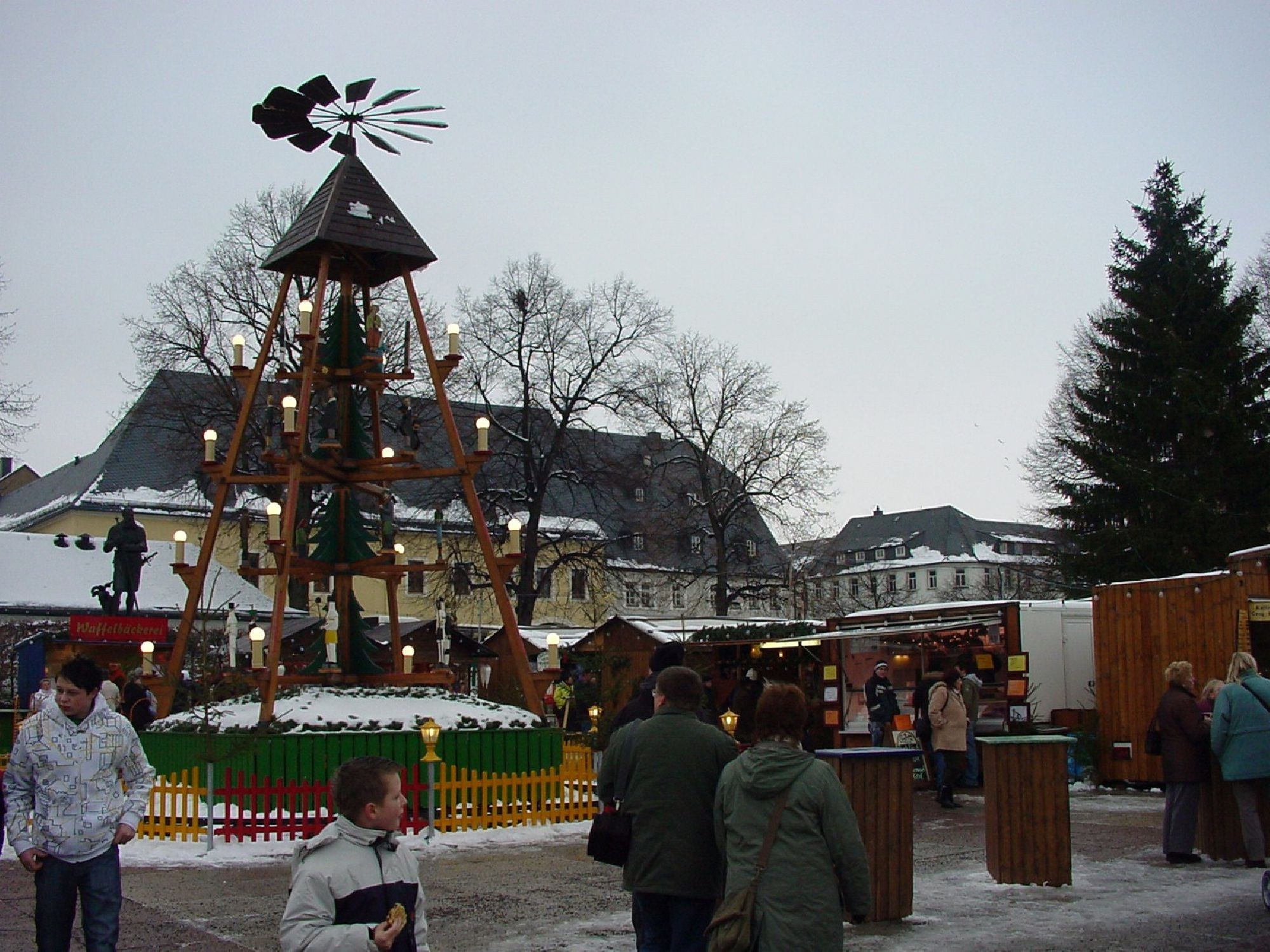 Pauschalangebot Weihnachtsmarkt