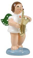 Musikantenengel mit Saxophon