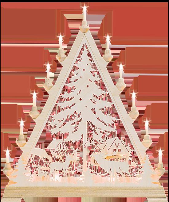 Weihnachten im erzgebirge - Fensterbeleuchtung weihnachten ...