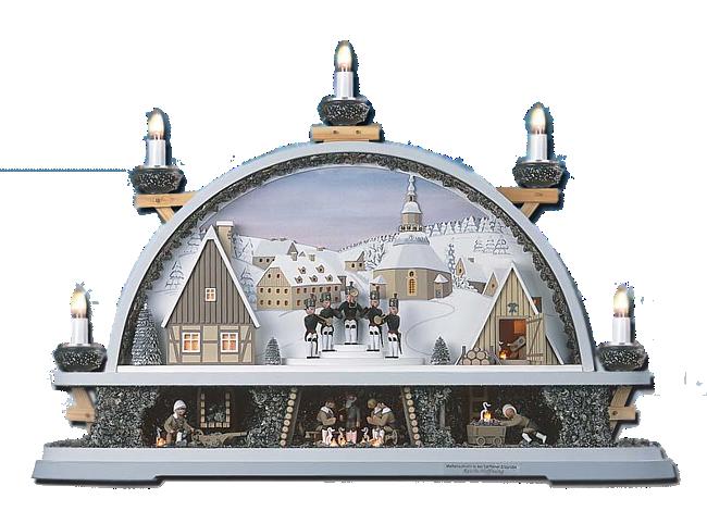 Schwibbogen der firma kolbe - Fensterbeleuchtung weihnachten ...